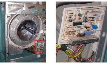 Стиральная машина ремонт своими руками не включается
