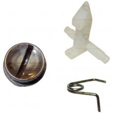 Крючок замка для стиральных машин Bosch-Siemens, cod: 00914