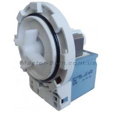 Помпа (насос) Arylux (PMP) для стиральных машин на 8 защелок, сзади фишка