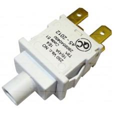 Кнопка сетевая для стиральных машин Beko, на 4 контакта, cod: 2808540400