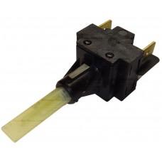 Кнопка сетевая для стиральных машин Ariston-Indesit, на 4 контакта, cod: C00034349