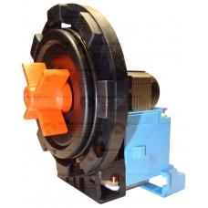 Помпа (насос) Plaset для стиральных машин, 30W на 8 защелок (клемы сзади отдельно)