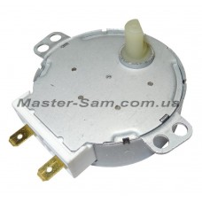 Электродвигатель (мотор) для микроволновых (СВЧ) печей 220V пластиковый вал