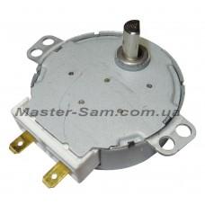 Электродвигатель (мотор) для микроволновых (СВЧ) печей 220V стальной вал