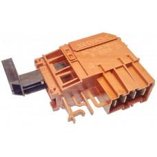Кнопка сетевая для стиральных машин Bosch, на 4 контакта, cod: 160962