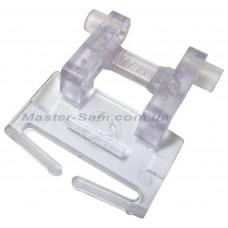 Вкладка ручки люка для стиральных машин Ardo 177900, cod: 651007158 (original)