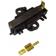 Щетки в корпусе для электродвигателя Zanussi-AEG 5*12,5*32 cod: 6819