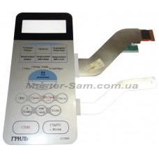 Клавиатура для микроволновых (СВЧ) печей Samsung G2739NR (серая), cod: DE34-00115E