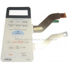 Клавиатура для микроволновых (СВЧ) печей Samsung G2739NR (белая), cod: DE34-00115F