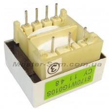 Трансформатор для микроволновых (СВЧ) печей LG, cod: 6170W1G010S