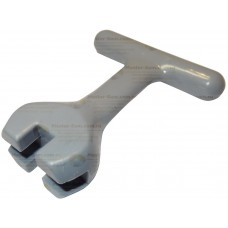 Ключ для откручивания фильтра насоса, универсальный; cod: 00776