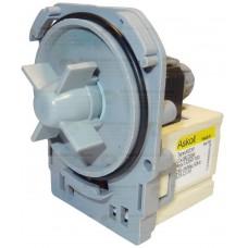 Помпа (насос) Ascoll M239 для стиральных машин на 3 защелки