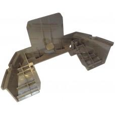Держатель (рамка) мешка для пылесоса Samsung, cod: DJ61-30136A