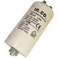 Конденсатор INCO 25mf 450V